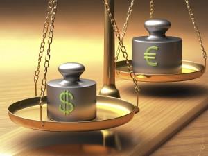 Dollar x Euro