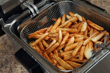 Home French Fries