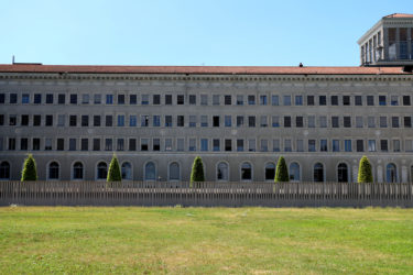 Picture of the World Trade Organization (WTO) building